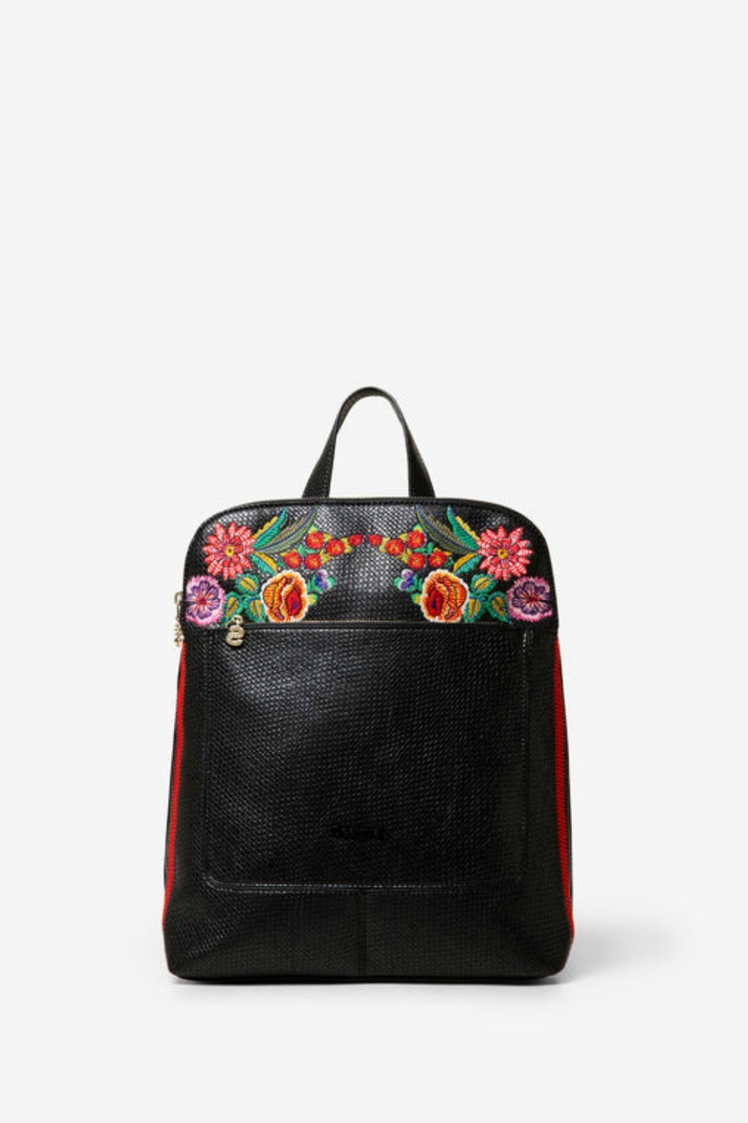 DESIGUAL Floral Backpack Mex Nanaimo - Front Cropped Image