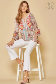 Savanna Jane Floral Beautiful Soul - Front cropped