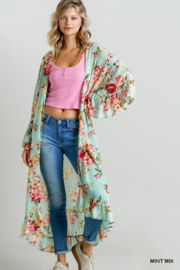 Umgee USA Floral Beauty - Front cropped