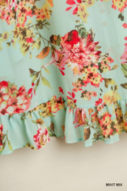Umgee USA Floral Beauty - Front full body