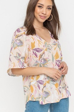 2391cddc898 ... Lush Floral Blouse - Product List Placeholder Image