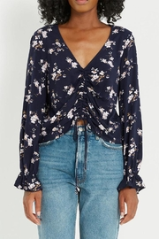 Soprano Floral Blouse - Product Mini Image