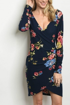 Modern Emporium Floral Bodycon - Product List Image