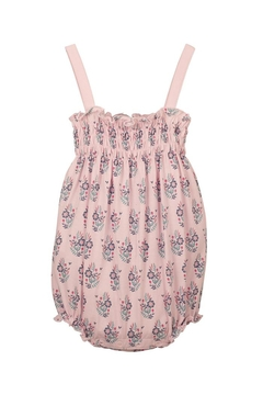 Feather Baby Floral Cami Bubble - Product List Image