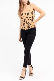 Le Lis Floral Cami Top - Front cropped