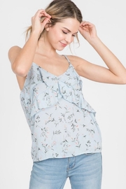 Paper Crane Floral Cami Top - Product Mini Image