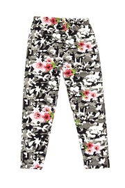 New Mix Floral Camo Legging - Front cropped