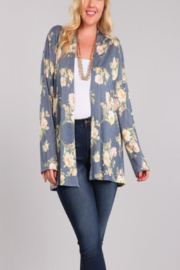 Chris & Carol Apparel Floral Cardi - Product Mini Image