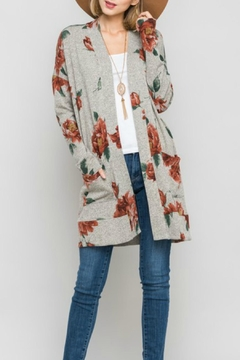 Bellamie Floral Cardigan - Product List Image