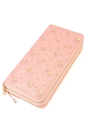 Riah Fashion Floral Classic Wallet - Product Mini Image