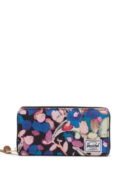 Herschel Supply Co. Floral Clutch Wallet - Front cropped