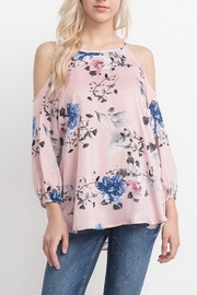 Mittoshop Floral Cold Shoulder - Product Mini Image