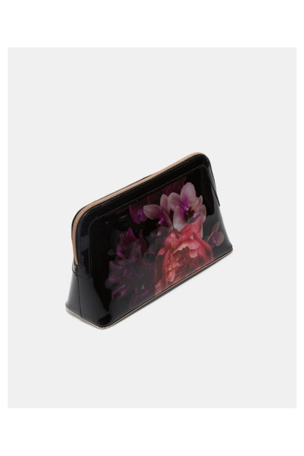 Ted Baker Floral Cosmetic Bag - Front Full Image