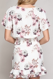 Abeauty by BNB Floral Crop Blouse - Front full body