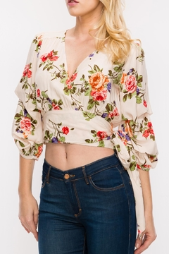 HYFVE Floral Crop Top - Alternate List Image