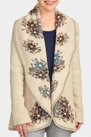 Coco + Carmen Floral Downton Cardigan - Product Mini Image