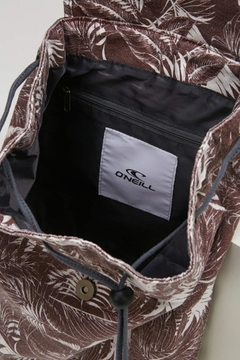 O'Neill Floral Drawstring Backpack - Alternate List Image