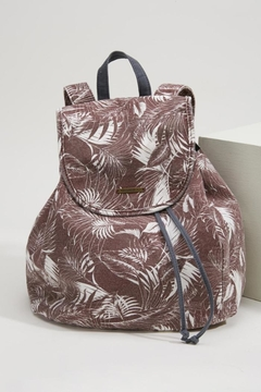O'Neill Floral Drawstring Backpack - Product List Image