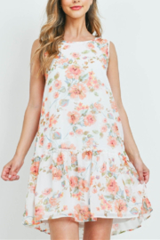 Lyn-Maree's  Floral Dress - Product Mini Image