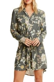 Chaser Floral Dress - Product Mini Image