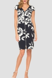 Joseph Ribkoff Floral Dress - Product Mini Image