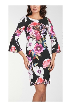 Frank Lyman Floral Dress - Alternate List Image