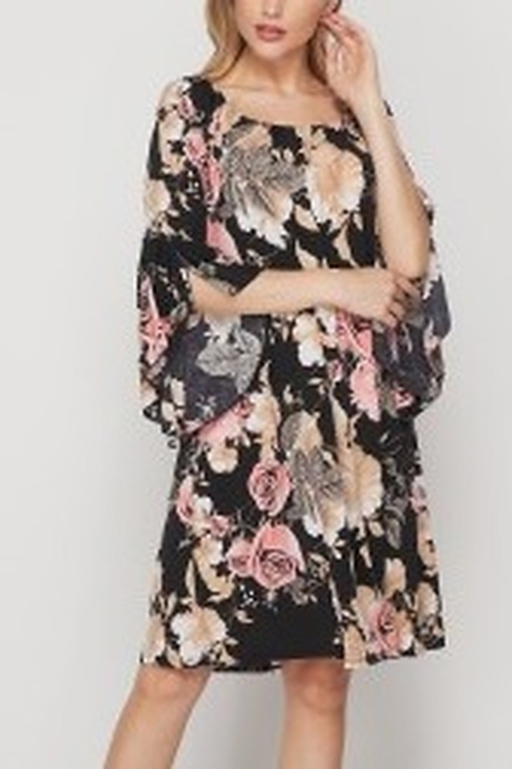 honeyme FLORAL DRESS - Main Image