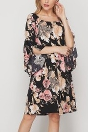 honeyme FLORAL DRESS - Product Mini Image