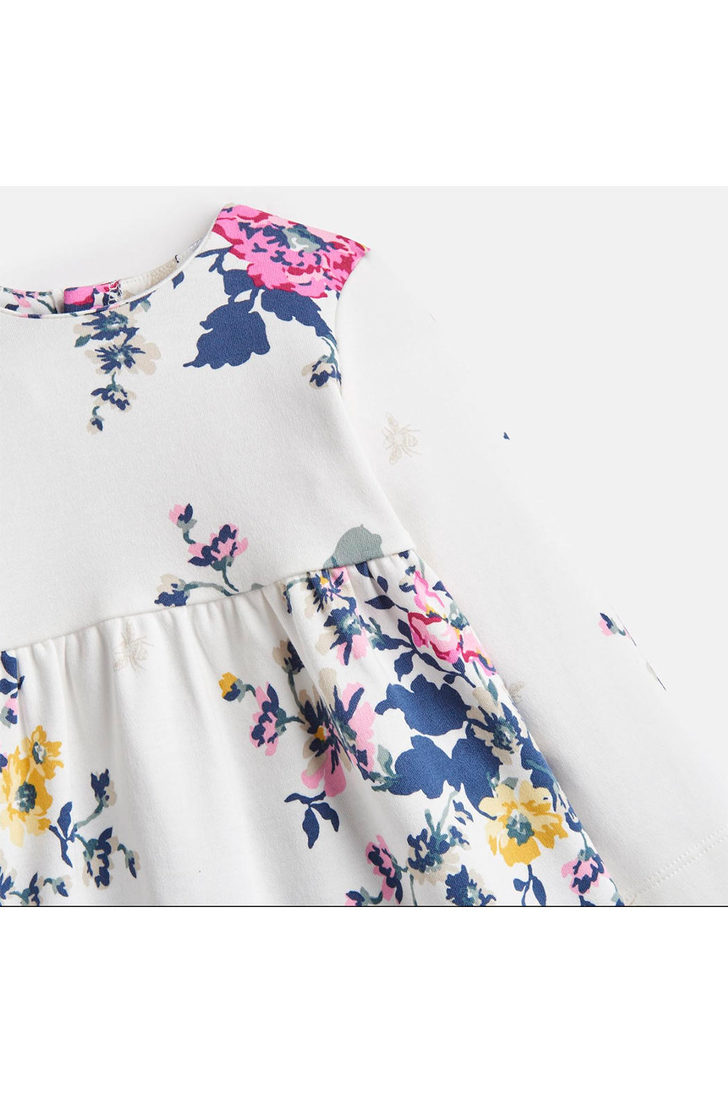 Joules Floral Dress and Leggings Set - Side Cropped Image