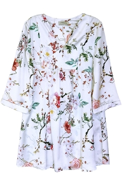 Shoptiques Product: Floral Dress Tunic