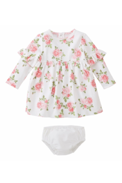 MudPie Floral Dress W/Bloomer - Alternate List Image
