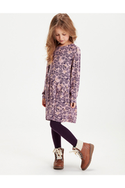 Minymo Floral Dress Zephyr - Product Mini Image