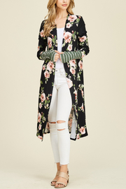 Reb & J  Floral Duster - Product Mini Image