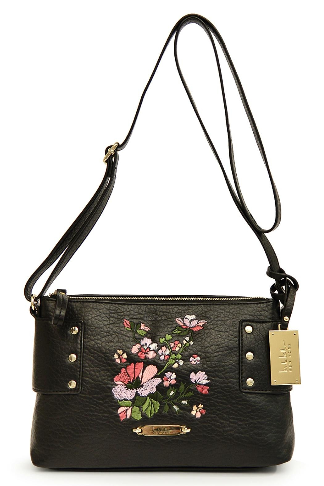 Nicole Miller Floral Embroidered Crossbody from Kentucky by Mimi s ... 6303ab1313471