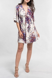 Lovestitch Floral Empire Dress - Product Mini Image