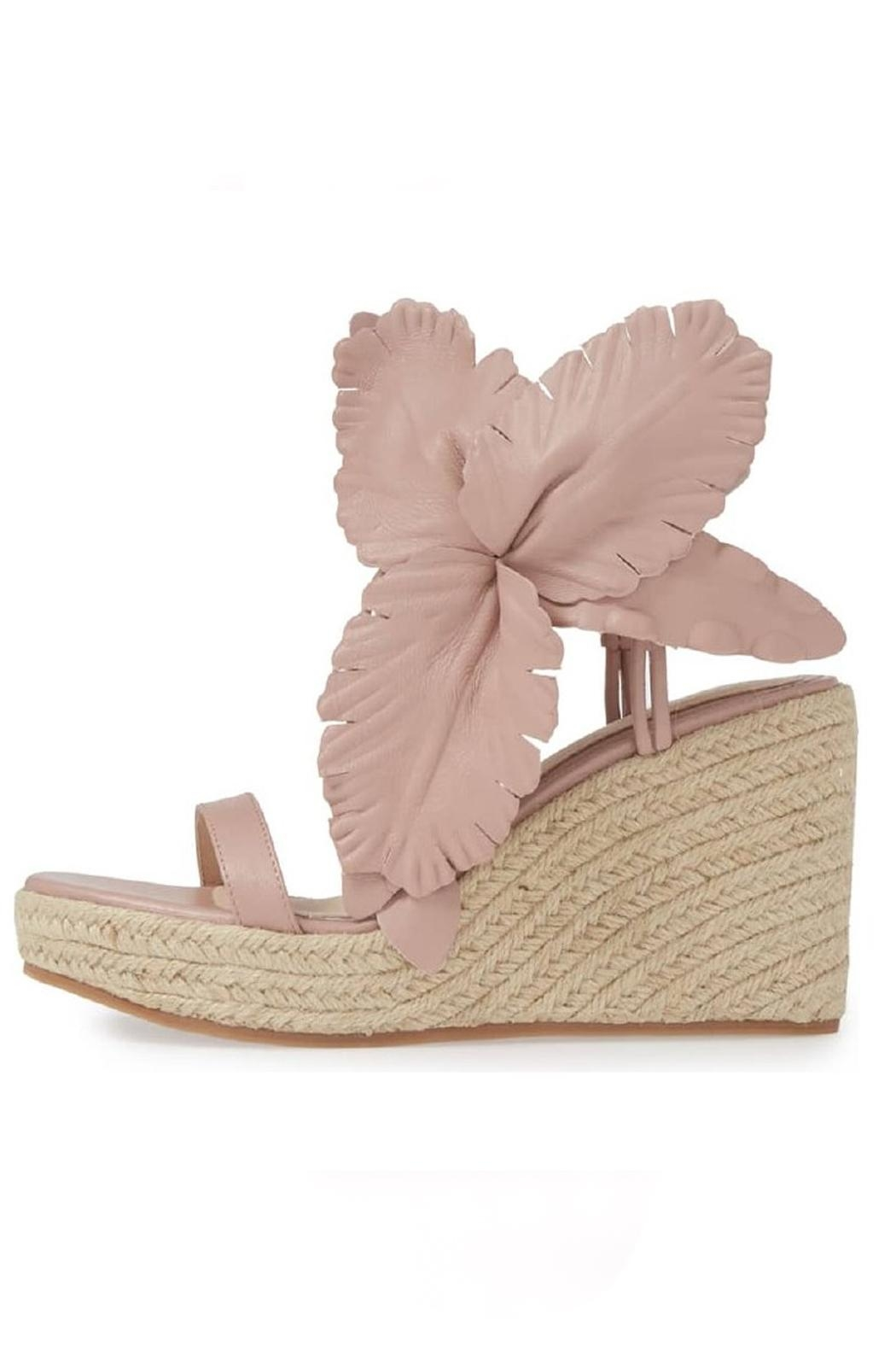 Cecelia New York Floral Espadrille Wedges - Main Image