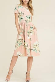 Lyn-Maree's  Floral Everyday Dress - Product Mini Image