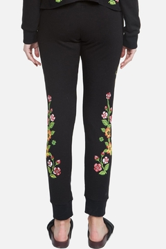Lauren Moshi Floral Eye Bottoms - Alternate List Image