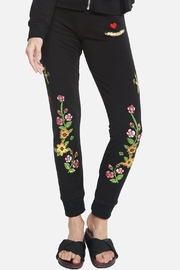 Lauren Moshi Floral Eye Bottoms - Product Mini Image