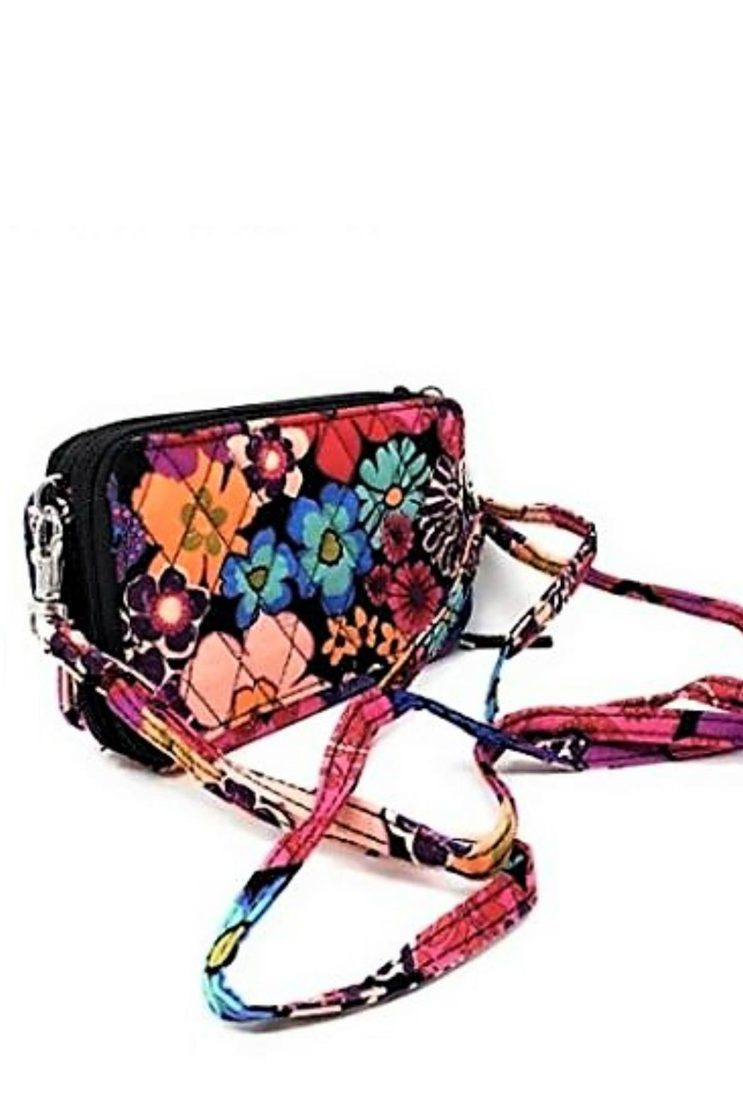 Vera Bradley Floral Fiesta All-In-One - Front Full Image