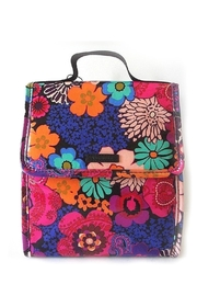 Vera Bradley Floral Fiesta Lunch-Sack - Product Mini Image