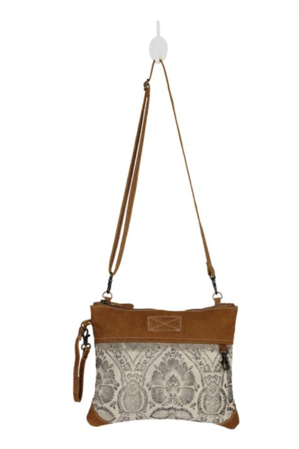 MarkWEST-Myra Bag Floral Flow Small & Cross Body Bag - Main Image