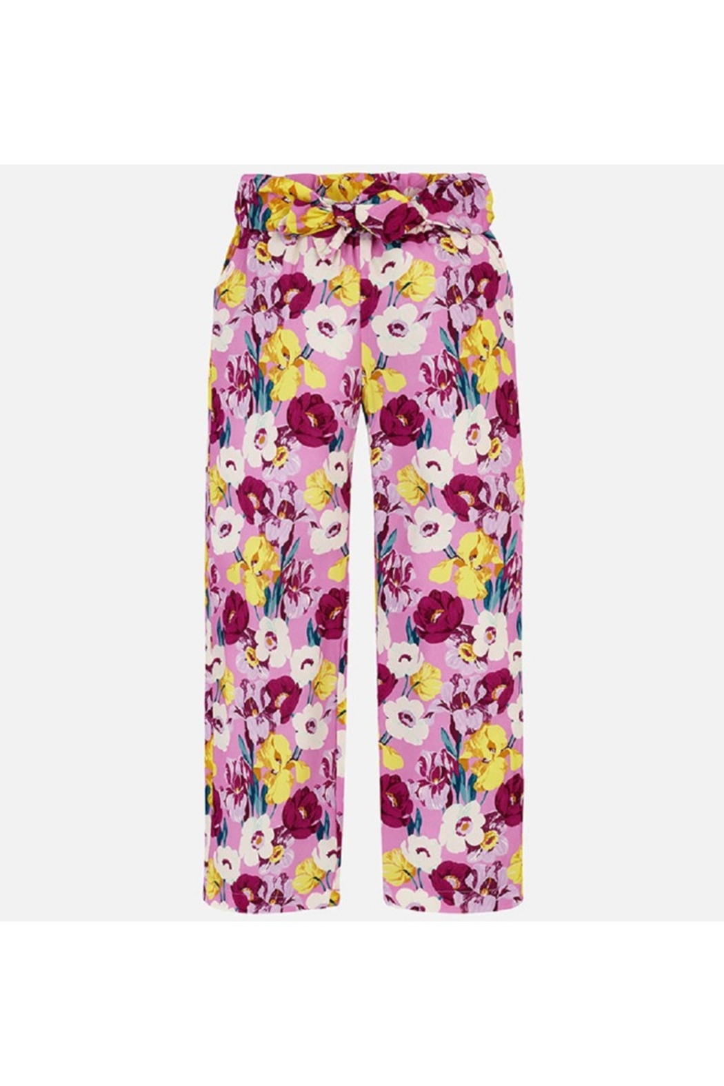 Mayoral FLORAL FLOWY PANT - Main Image