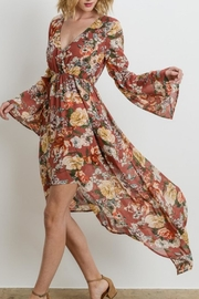 Charme U Floral Frock - Product Mini Image