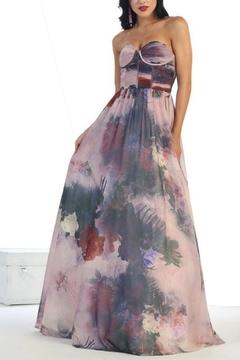 Babyfox Floral Gown - Product List Image