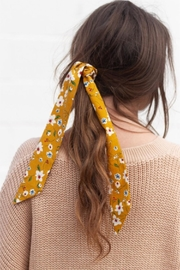 Mark Ashton Floral Hair Scarf - Product Mini Image