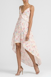 Lush Floral Hi-Low Maxi - Product Mini Image