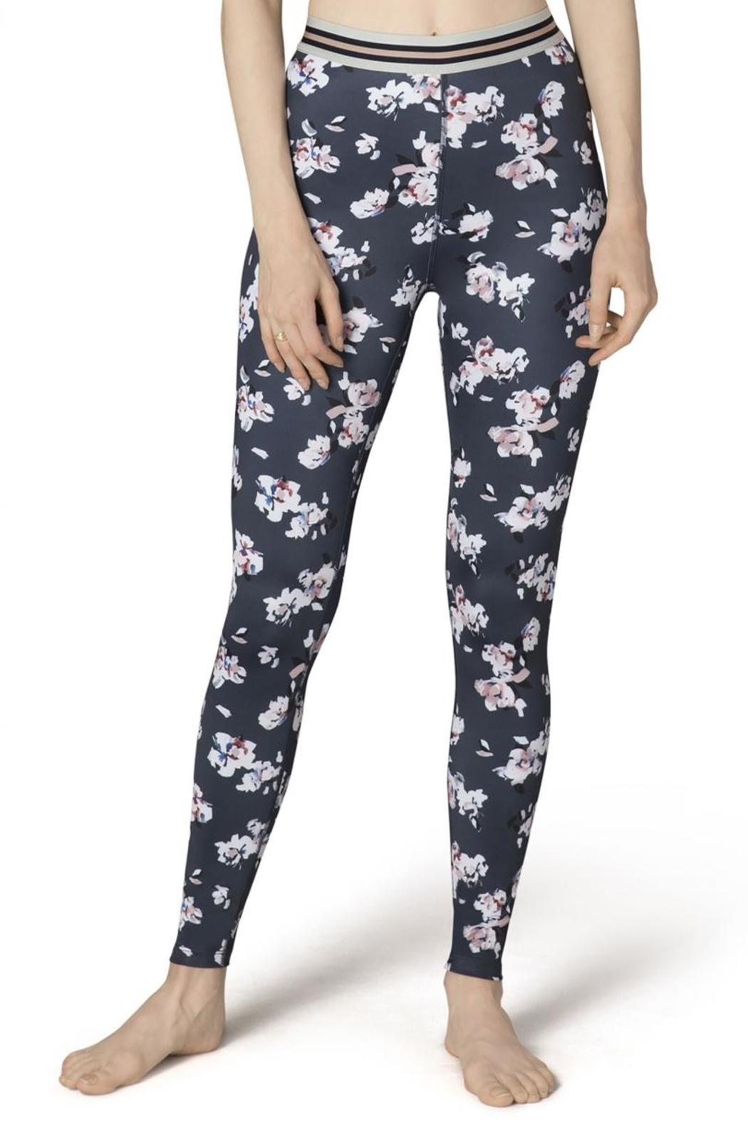 68d1cc5e63 Beyond Yoga Floral High-Waisted Legging from New Jersey by Barefoot ...