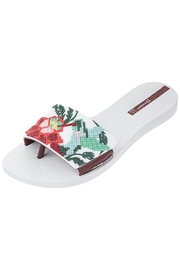 Ipanema Floral Hummingbird Slides - Product Mini Image