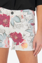 Kut from the Kloth Floral Jane - Front full body